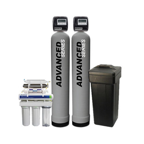 Advanced Whole Home Water Treatment Package