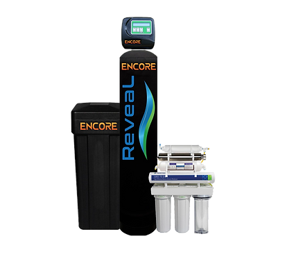 Encore Reveal Hybrid Whole Home Water Treatment Package