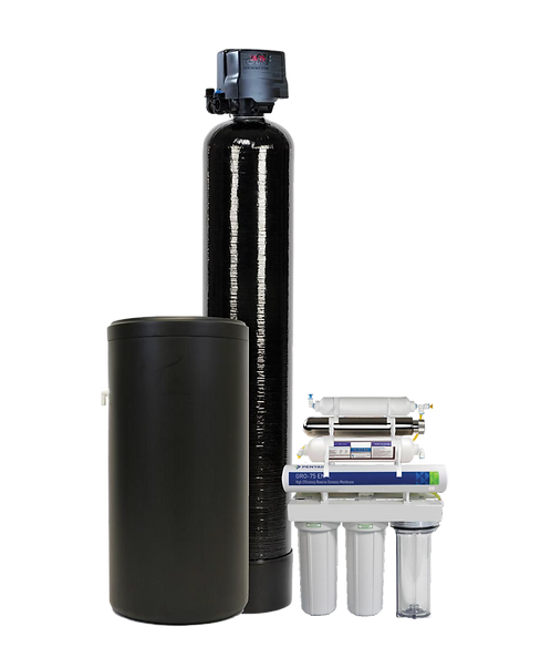 Bluetooth Enabled Hybrid Softener with RO