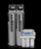 Advanced Softener & Advanced Carbon & Pr