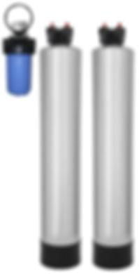 10in sed + tac-nac tank + filtration in