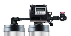 Clack WS1EE Twin Water Softener,Fleck 9100 Twin Softener,Arizona's Top Water Treatment Company