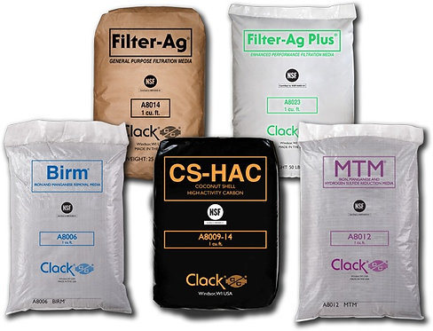 Water Softening Resin 0.5 cu. ft. Bag Replacement Resin