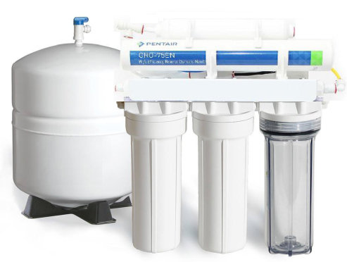 High Efficiency Pro Series 5 Stage Reverse Osmosis System