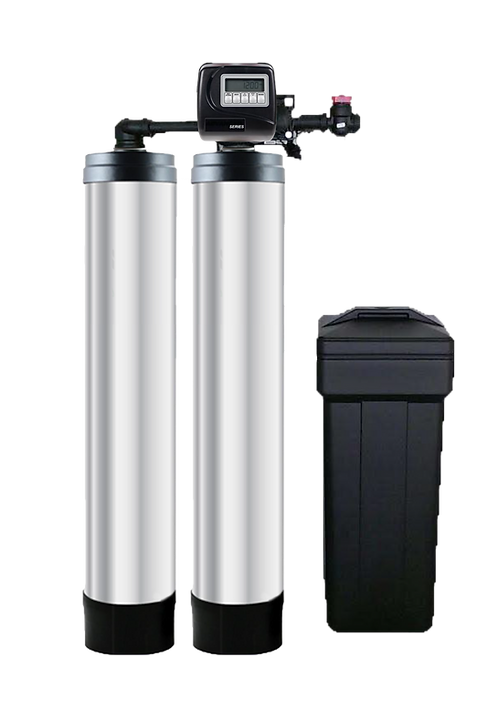 Advanced Series Twin Water Softeners