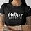 "Thumbnail: New ""Mother Hustler"" Ladies Tee"