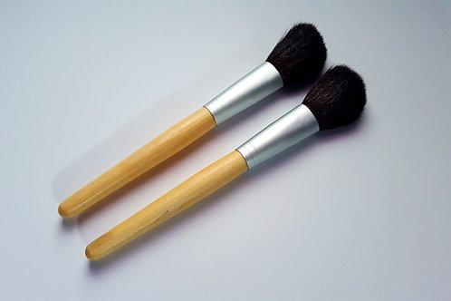 Vegan Blush Brush Bamboo Handle