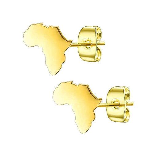 Mister Africa Earrings
