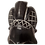 """Thumbnail: 2 Pieces of 12"""" African Wood Mask: Black"""