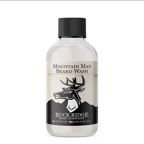 Mountain Man Beard Wash