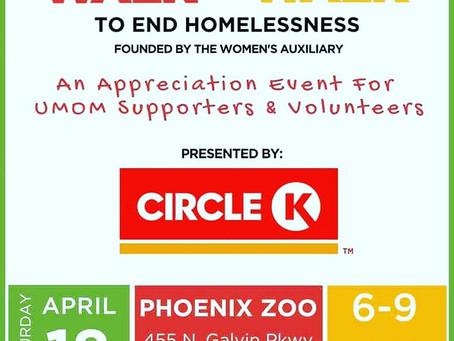 Walk To End Homelessness!