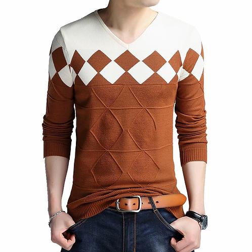Autumn Vintage Sweater for Men