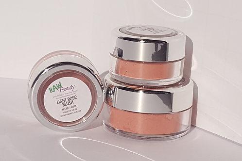 Vegan Blush | Light Rose | Raw Beauty Minerals
