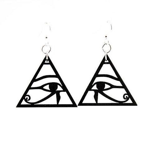 Eye of Horus Earrings #1213