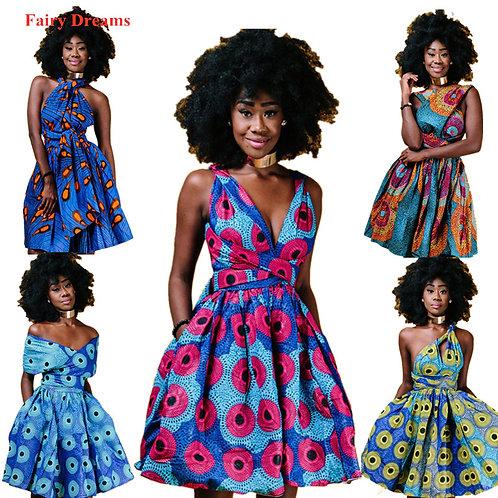 Women's African Dresses