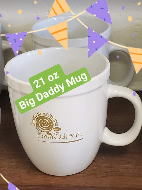 21 oz Big Daddy Ceramic Mug