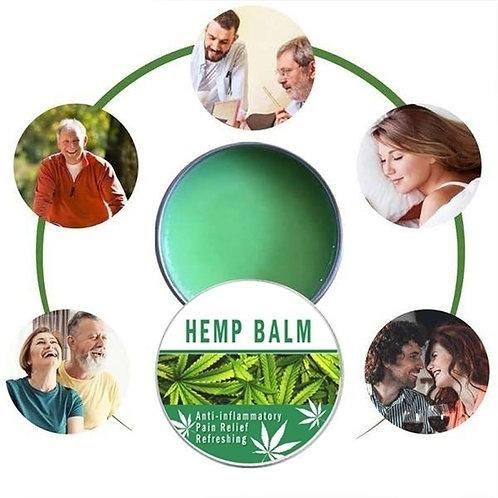 Hemp Cream Anti-Inflammation and Pain Relief