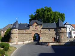 Südlicher Burgeingang