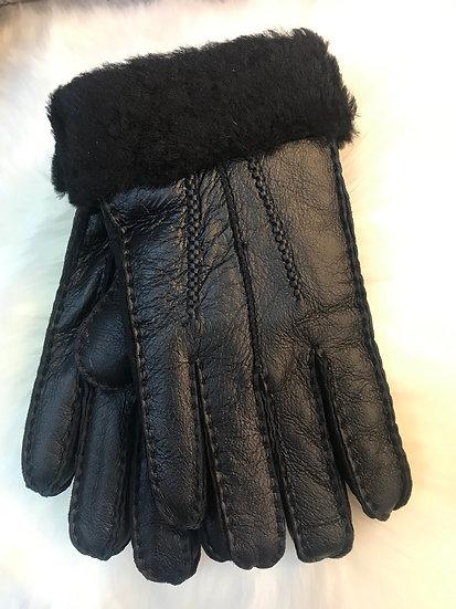 Ashwood men's leather gloves