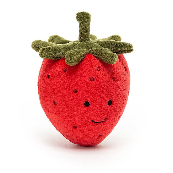 Jellycat - Fabulous Fruit Strawberry