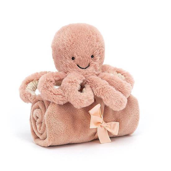 Jellycat - Odell Octopus Soother.