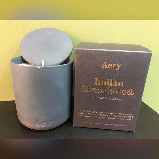 Aery Soy Wax Candle