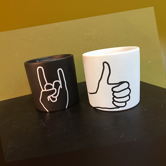 Rock On / You Got This Candle