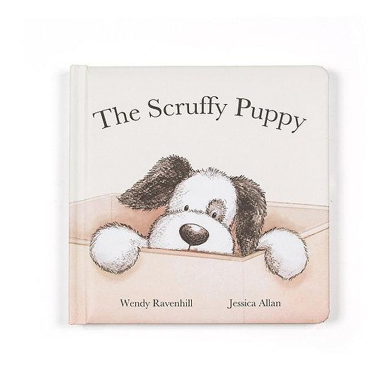 Book - The scruffy Puppy