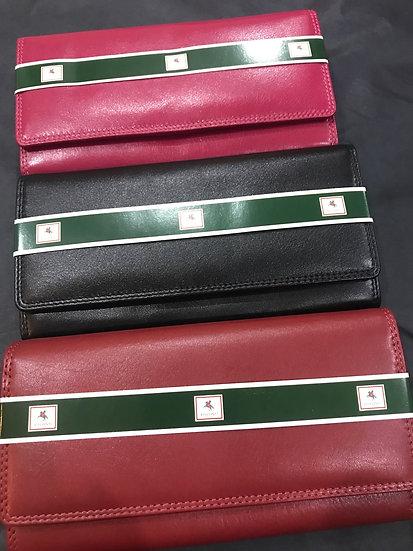 Long Leather purse (HT-35 Buckingham )