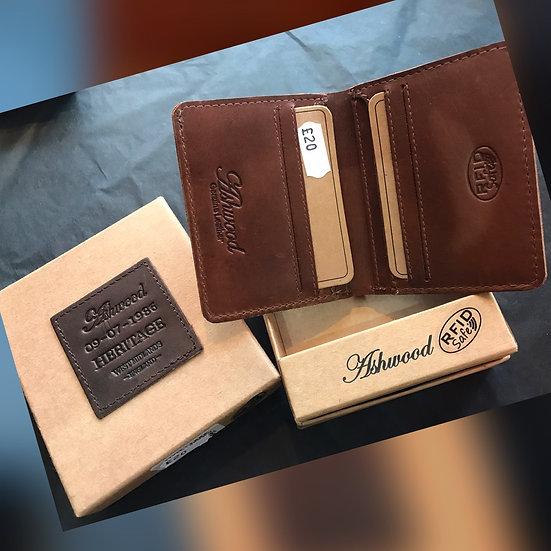 1886 RFID Mens Wallet