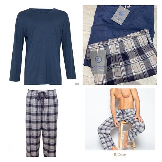 Cyberjammies - Men's Blue pyjamas