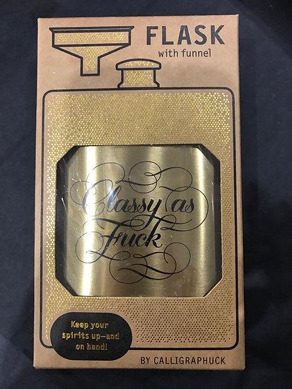 Classy Adult Flask