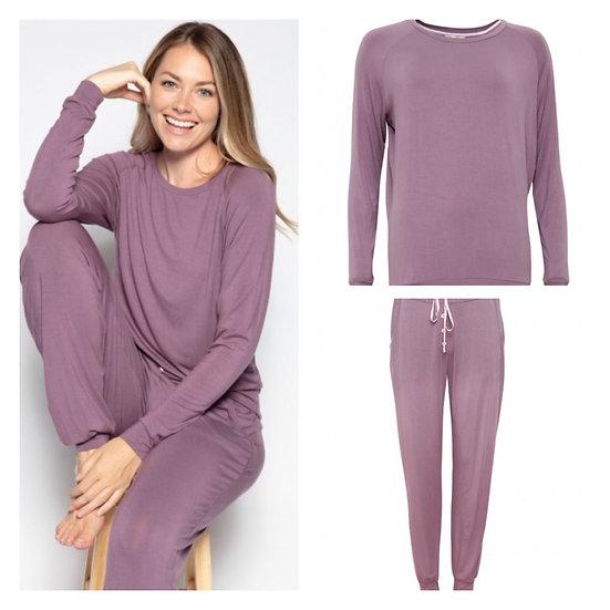 Cyberjammies - Gabriella Slouch Jersey Pyjama Set