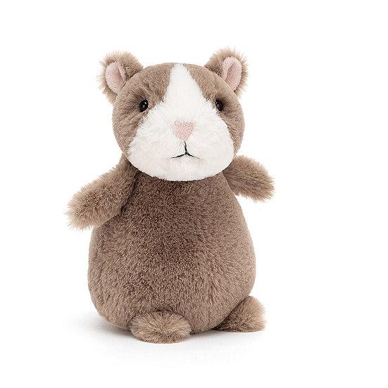 Jellycat - Happy Nutmeg Hamster.