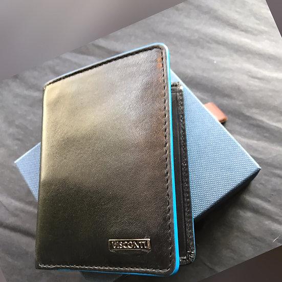 Visconti Leather Wallet ALP-84