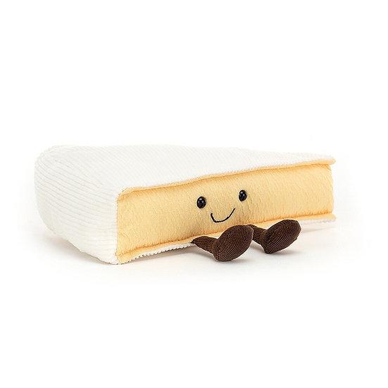Jellycat - Amuseable Brie.
