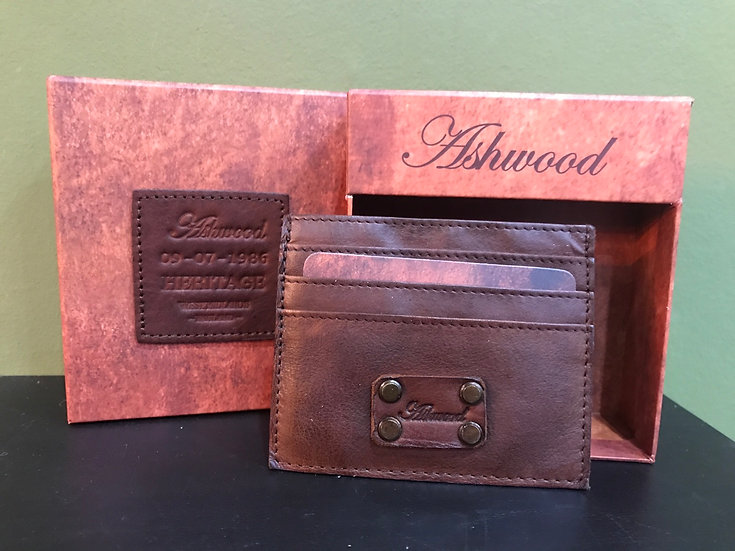 1778 Leather Card Wallet