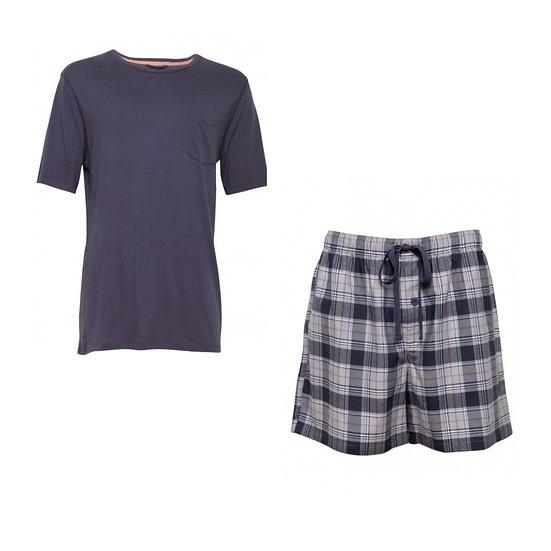 Cyberjammies - 'Thomas' Gents Shorts & T-Shirt Set