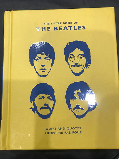 The Little Book of the Beatles