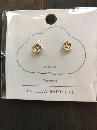 Estella Bartlett Flowerbomb Earrings