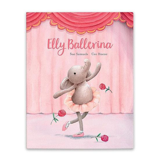 Book - Elly Ballerina