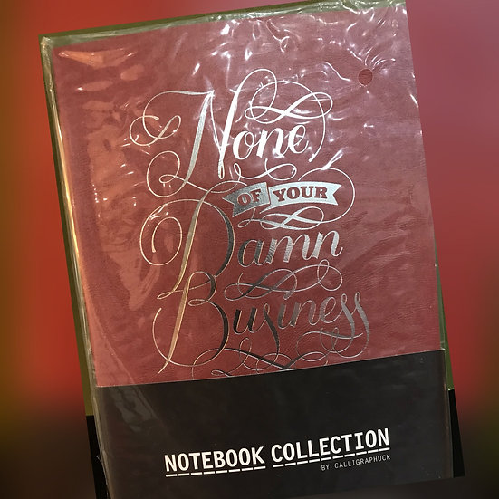 Cheeky Notebook Collection