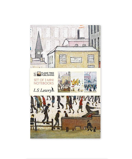 Lowry Mini Notebook Collection