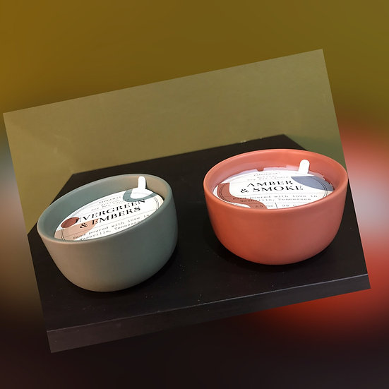 Paddywax Small Bowl Candle