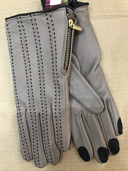 Ladies Leather Stitch Gloves 896