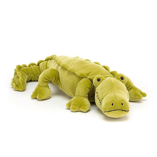 Jellycat - Zigzag Croc.