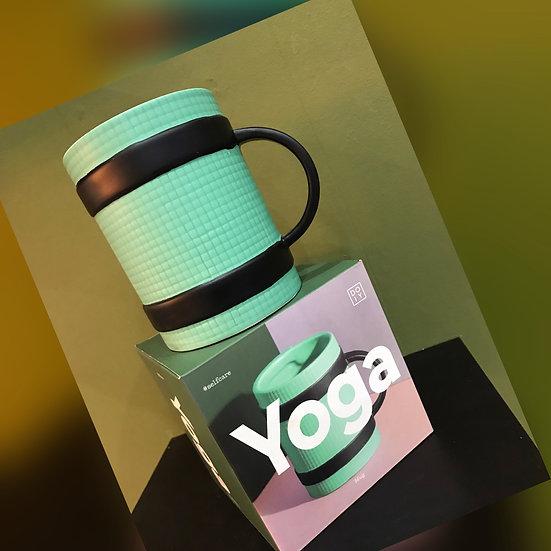 Large 'Yoga' Mug