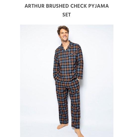 Cyberjammies - Arthur Check Pyjamas