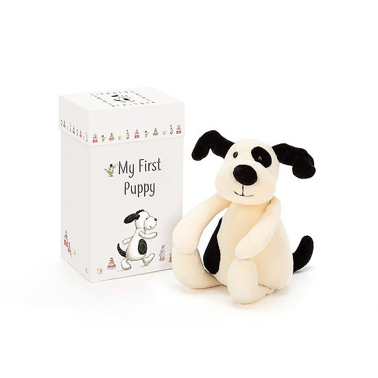 Jellycat - My First Puppy (boxed)