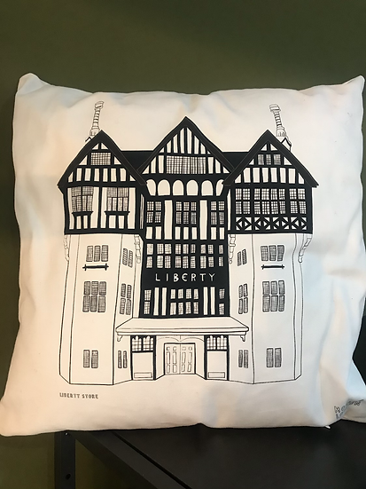 London Liberty Cushion